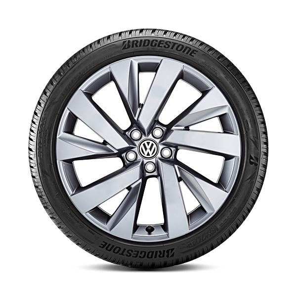 Volkswagen 18 inch lichtmetalen winterset Funchal, T-Cross