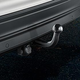 Volkswagen Vaste trekhaak Tiguan, inclusief 13-polige kabelset