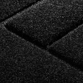 Volkswagen Complete Jazz mattenset, Touran, drie zitrijen