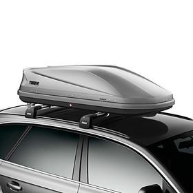 Volkswagen Thule Touring M bagagebox, titaangrijs