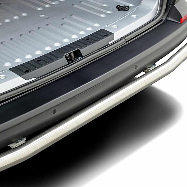 Volkswagen Achterbumper beschermlijst kunststof, Caddy