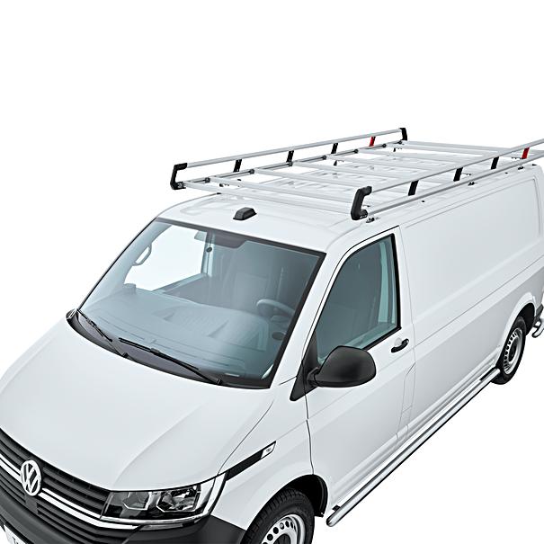 Volkswagen Q-Top O19 Imperiaal Transporter, korte wielbasis, met achterklep
