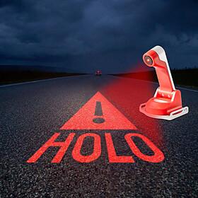 Volkswagen Holografische gevarendriehoek