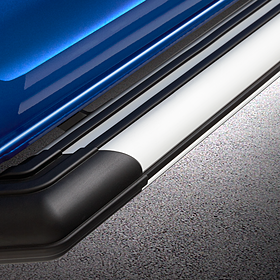 Volkswagen VPS sidebars met LED welkomstverlichting, Transporter lange wielbasis