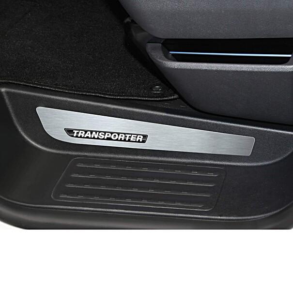 Volkswagen Instaplijst, T6 RVS