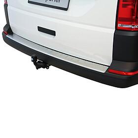 Volkswagen Achterbumper beschermlijst RVS, Transporter met achterklep