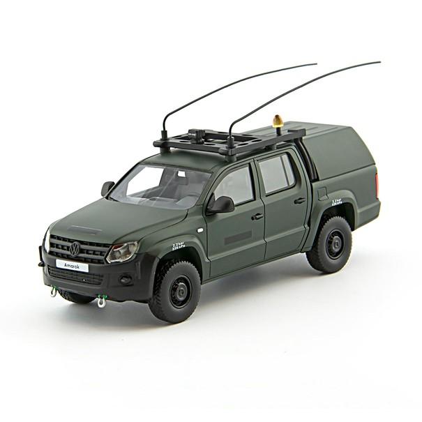 Volkswagen Amarok modelauto, Nederlandse defensie