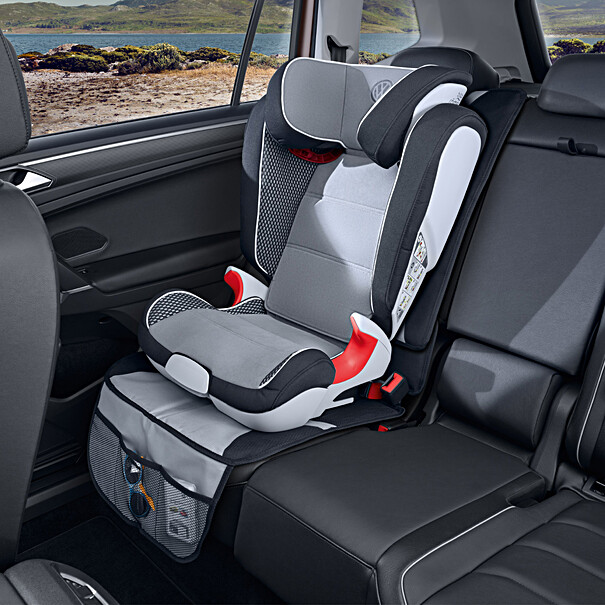 Volkswagen Bedrijfswagens Kinderzitje-onderlegger