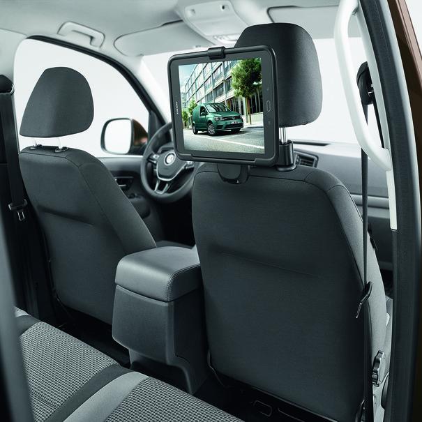 Volkswagen Bedrijfswagens Tablethouder voor de iPad mini