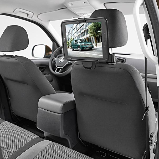Volkswagen Bedrijfswagens Tablethouder voor de Galaxy Tab 3/4