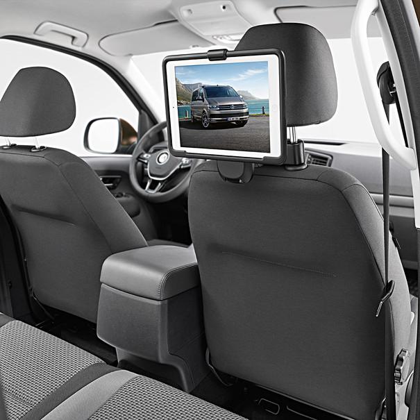 Volkswagen Bedrijfswagens Tablethouder voor de iPad Air 1-2