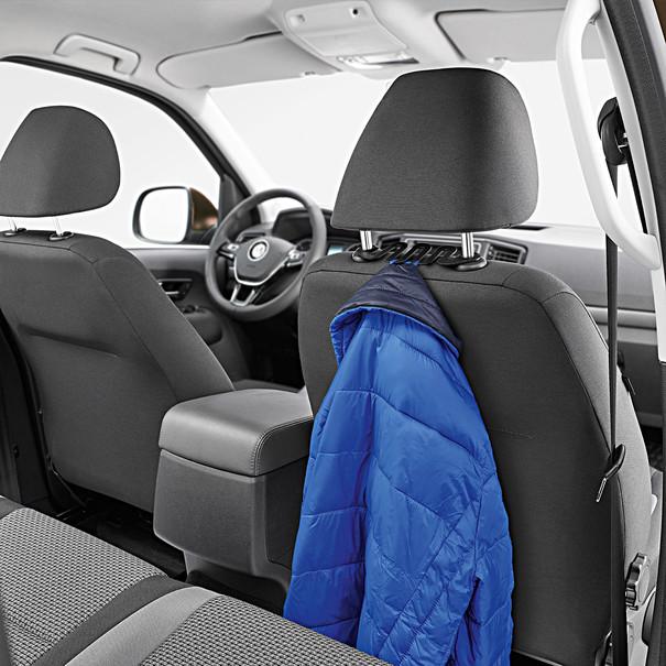 Volkswagen Bedrijfswagens Volkswagen kledinghaak zwart