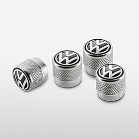 Volkswagen Bedrijfswagens Ventieldoppen, aluminium ventielen