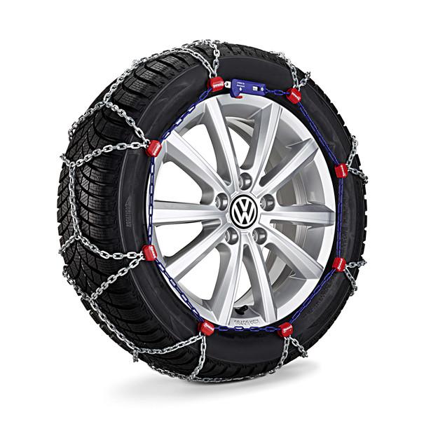 Volkswagen Bedrijfswagens Sneeuwkettingen Servo SUV, voor weinig vrije ruimte