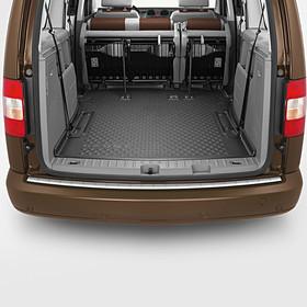 Volkswagen Bedrijfswagens Achterbumper beschermlijst, Caddy GP