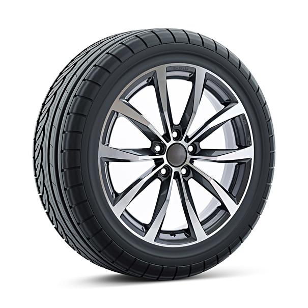 Volkswagen Bedrijfswagens 16 inch lichtmetalen zomerset MAK Wolf, allseason banden