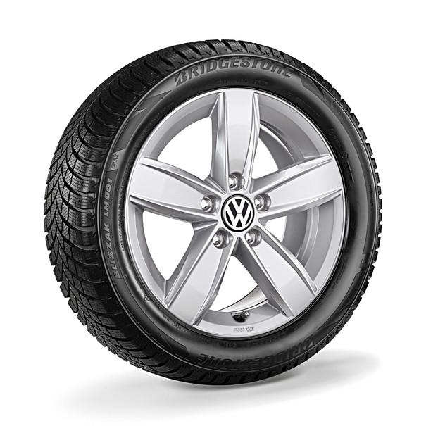 Volkswagen Bedrijfswagens 16 inch lichtmetalen zomerset, Corvara