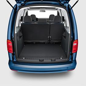 Volkswagen Bedrijfswagens Beschermfolie transparant, achterbumper Caddy 4