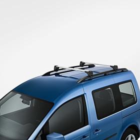 Volkswagen Bedrijfswagens Allesdragers Caddy, met dakrailing