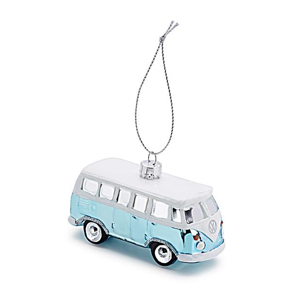 Volkswagen Bedrijfswagens T1 Bulli kerstbal, turquoise
