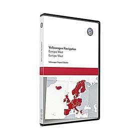 Volkswagen Bedrijfswagens Navigatie update, West-Europa (V11)