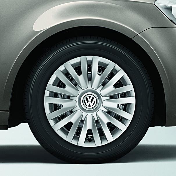 Volkswagen Bedrijfswagens 15 inch wieldoppenset