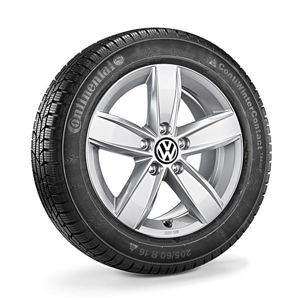 Volkswagen Bedrijfswagens 15 inch lichtmetalen winterset Corvara,Caddy