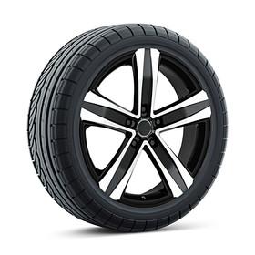Volkswagen Bedrijfswagens 17 inch lichtmetalen zomerset MAK Stone, zomerbanden