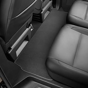 Volkswagen Bedrijfswagens Velours mattenset Multivan, achter, 1e zitrij