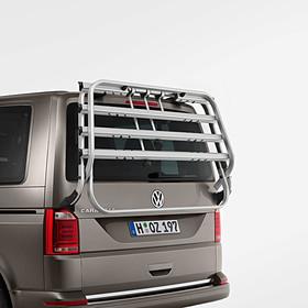 Volkswagen Bedrijfswagens Fietsendrager voor elektrische achterklep, 4 fietsen