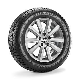 Volkswagen Bedrijfswagens 17 inch lichtmetalen winterset Merano, T6+T6.1
