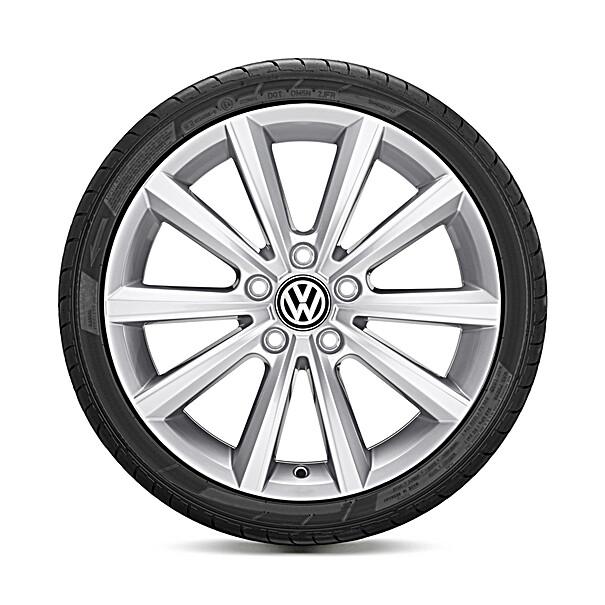 Volkswagen Bedrijfswagens 17 inch lichtmetalen winterset Merano, Transporter