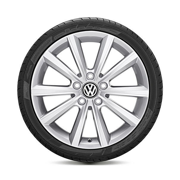 Volkswagen Bedrijfswagens 17 inch lichtmetalen zomerset, Merano