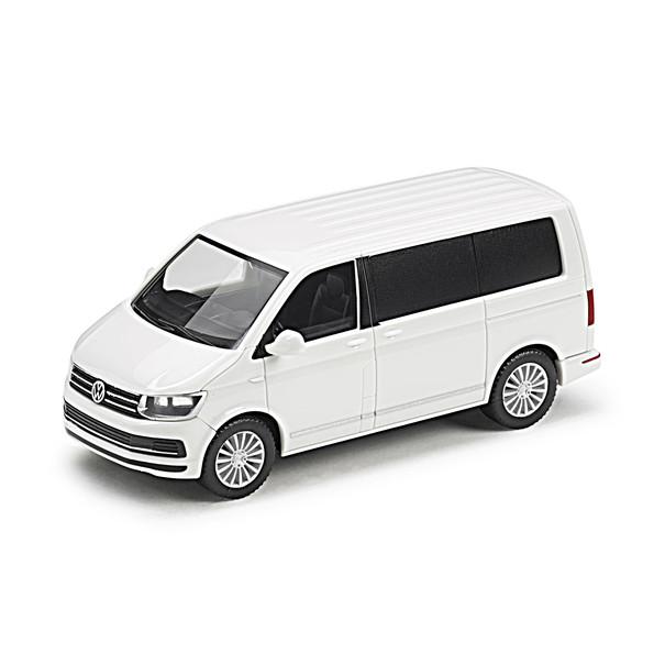 Volkswagen Bedrijfswagens T6 Multivan modelauto, 1:87