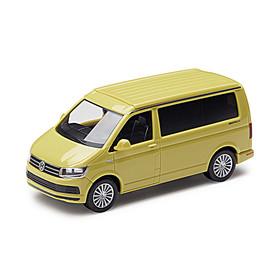 Volkswagen Bedrijfswagens T6 California modelauto, 1:87