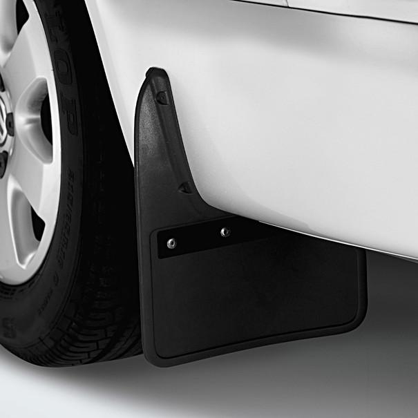 Volkswagen Bedrijfswagens Spatlappen Transporter, voor
