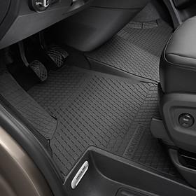 Volkswagen Bedrijfswagens All-weather mattenset Transporter, voor + tunnelmat