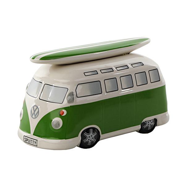 Volkswagen Bedrijfswagens T1 Bulli spaarpot groen