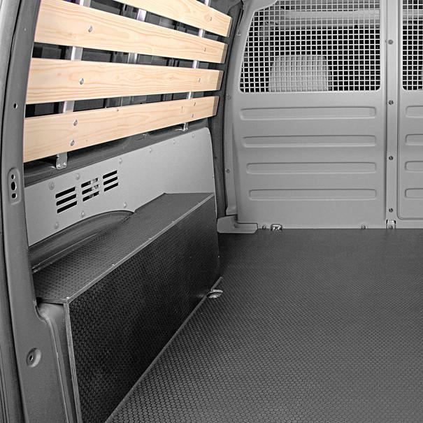 Volkswagen Bedrijfswagens Lat-/wandbekleding Caddy (4) (1 schuifdeur)