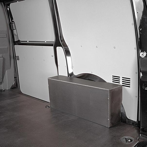 Volkswagen Bedrijfswagens Lat-/wandbekleding Grijs Transporter T6 L1 (1 schuifdeur)