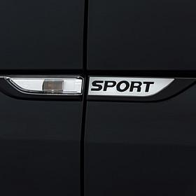 Volkswagen Bedrijfswagens Sport pakket Transporter lange wielbasis, zilvergrijs