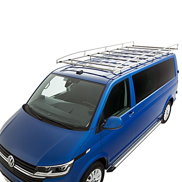 Volkswagen Bedrijfswagens Equinox Imperiaal Transporter L1 RVS (met deuren)
