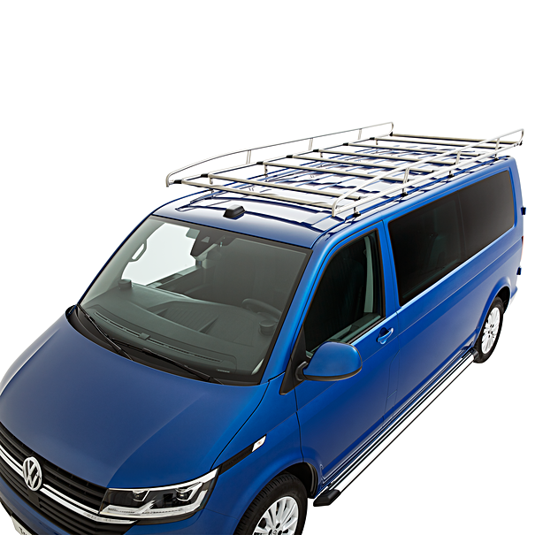 Volkswagen Bedrijfswagens Equinox Imperiaal Transporter T5/T6/T6.1 L2 RVS (met klep)
