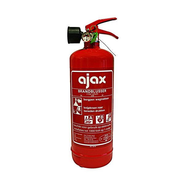 Volkswagen Bedrijfswagens Ajax brandblusser (schuim), 2 liter