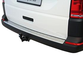Volkswagen Bedrijfswagens Achterbumper beschermlijst, Transporter met achterklep