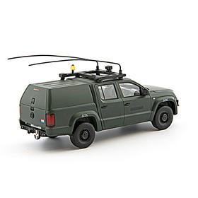Volkswagen Bedrijfswagens Amarok modelauto, Nederlandse defensie, 1:43